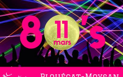 Soirée années 80